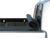 Soft Tonneau Cover Bed Access
