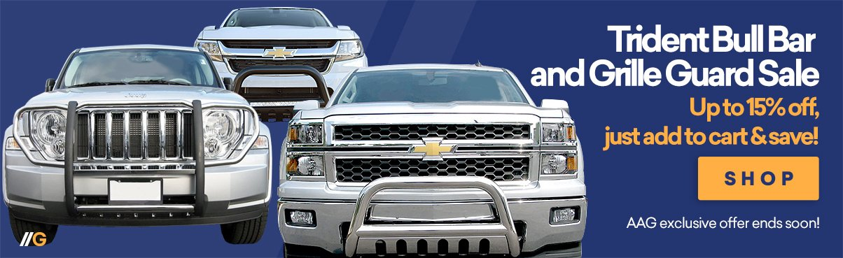 10% Off Aries Bull Bars & Grille Guards