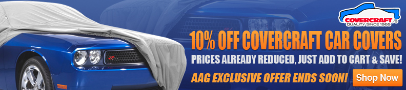 10% Off Covercraft Car Covers