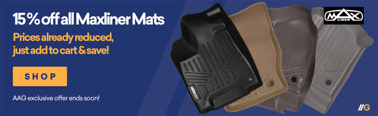 10% Price Drop on Husky Liners Floor Mats!