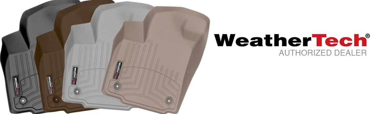 Authorized WeatherTech Dealer - Free Shipping & Price Matching