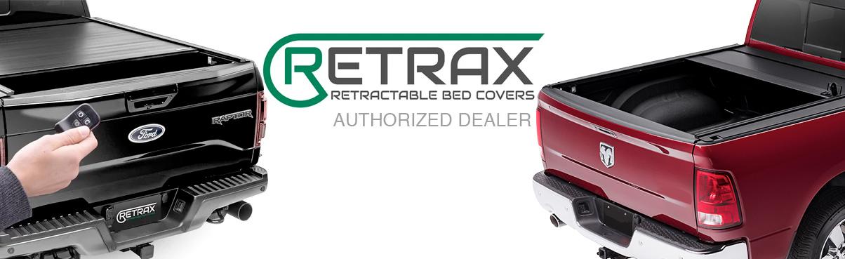 authorized retrax dealer, free shipping & retrax customer reviews
