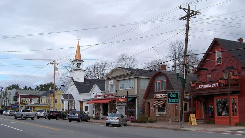 north conway, new hampshire