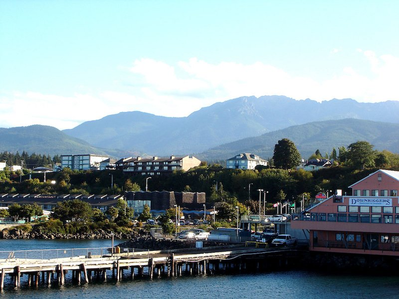 port angeles, washington