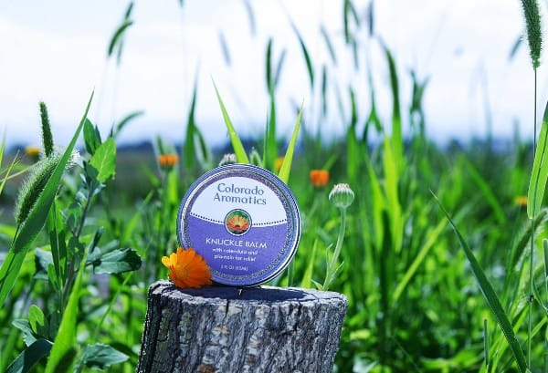 Colorado Aromatics Cultivated Skin Care Knuckle Balm