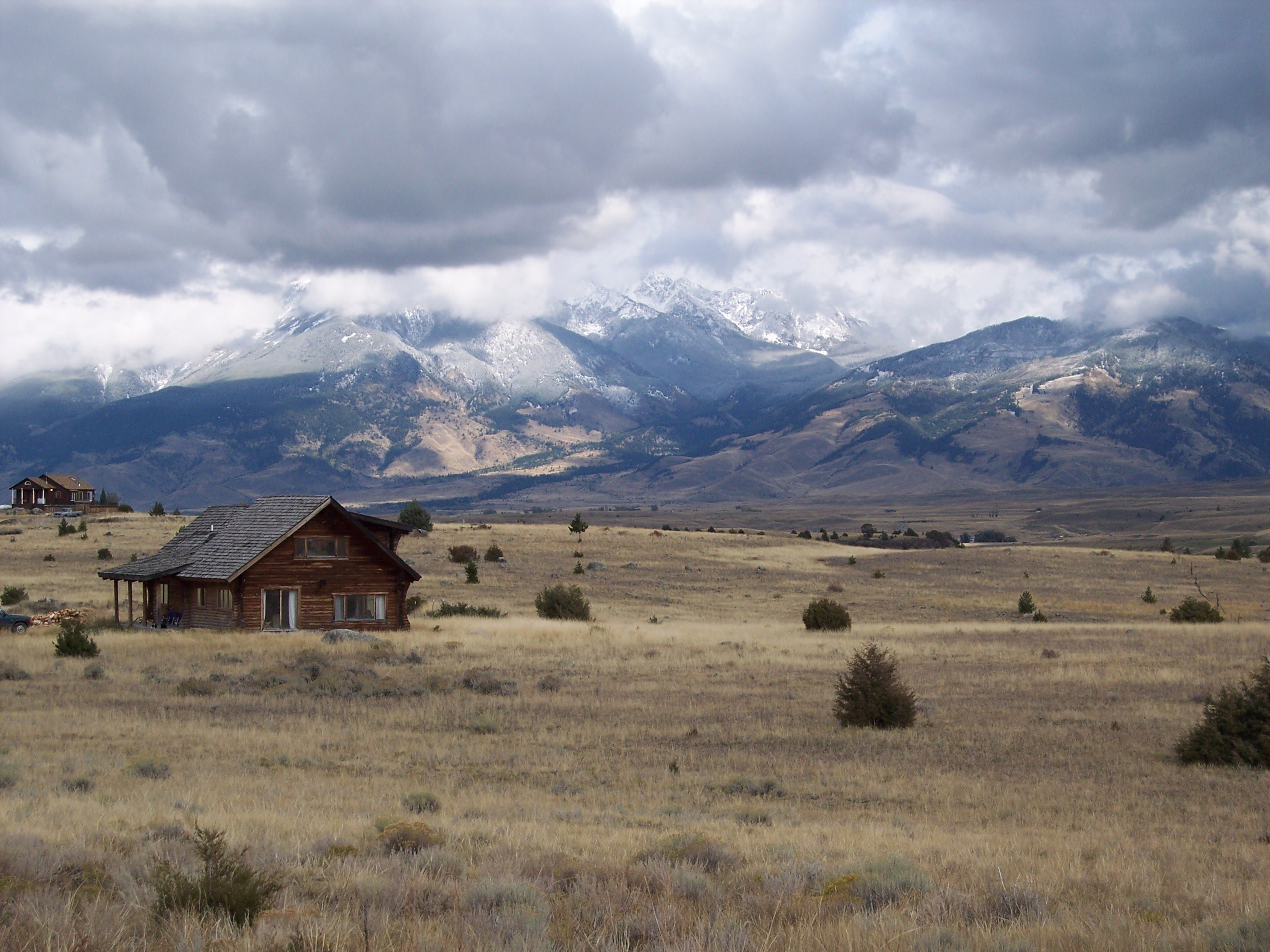 Emigrant, MT