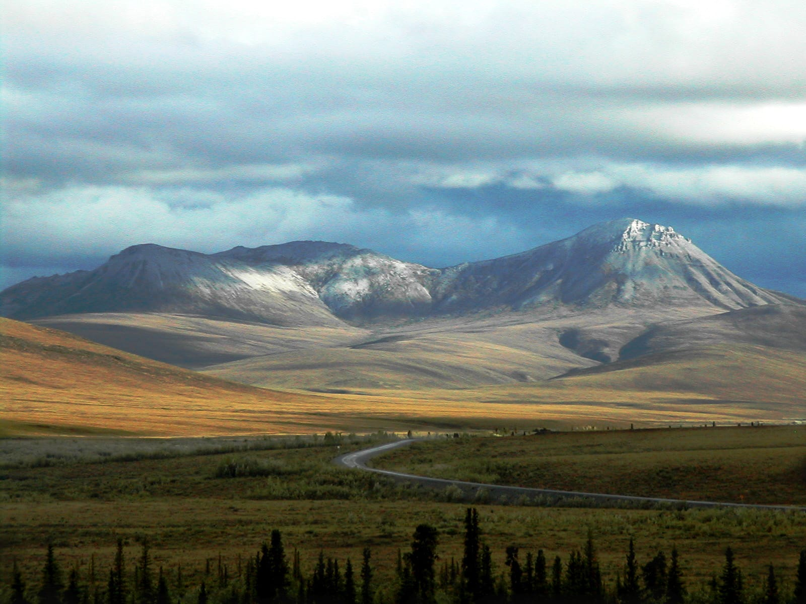Canada Dempster Highway