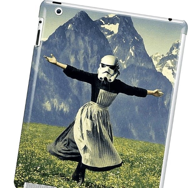 sound of yolo trooper ipad cases