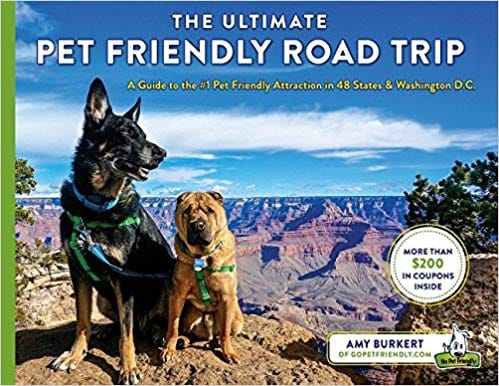 The Ultimate Pet Friendly Road Trip