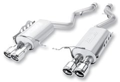 Jeep Liberty Borla Exhaust System