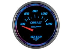 Toyota Yaris Autometer Cobalt Series Gauges