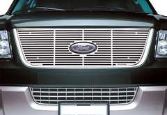 Ford F350 Putco Liquid Solid Billet Grille
