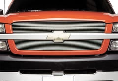 Chevrolet S10 Putco Shadow Billet Grille