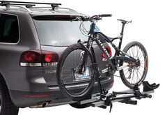 Audi S6 Thule T2 Hitch Bike Carrier