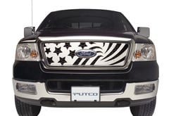 Chevrolet Equinox Putco Patriot Grille