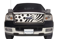 Dodge Ram 2500 Putco Patriot Grille