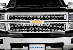 Ford F-250 Putco Punch Grille