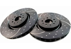 Jeep Patriot EBC Sport Rotors
