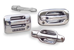 Mazda CX-7 Putco Chrome Trim Door Handles