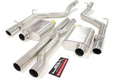 Ford Explorer JBA Performance Exhaust System