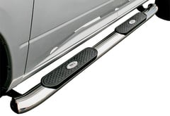 Ford F250 Aries Oval Step Bars