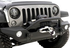 Jeep CJ7 Rampage Rock Rage Bumper