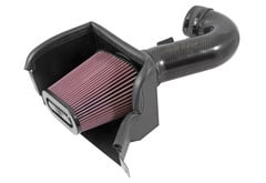 Porsche K&N 63 Series AirCharger Air Intake