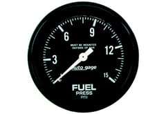 Mercedes-Benz 300SEL Autometer Autogage Series Gauges