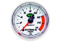Chevrolet Malibu Autometer NV Series Gauge