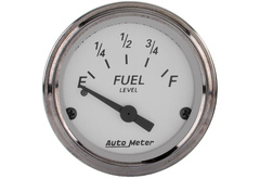 Mercedes-Benz ML320 Autometer American Platinum Series Gauge