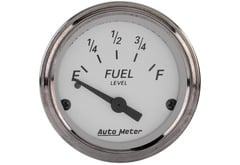 Mercedes-Benz S500 Autometer American Platinum Series Gauge