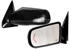 GMC Sierra Pickup Street Scene Side View Mirror