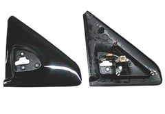 GMC Sierra Pickup Street Scene Side View Mirror Mounting Plates