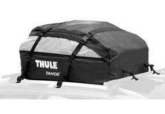 Ford F-450 Thule Tahoe Roof Cargo Bag