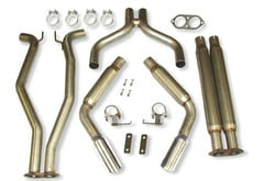 Jeep Cherokee Heartthrob Exhaust System
