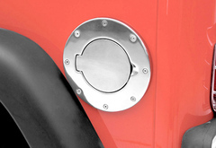 Dodge Ram 3500 Rampage Fuel Door Cover