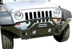 Jeep Wrangler Rampage Recovery Bumper