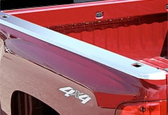 GMC Sierra Pickup Putco Stainless Steel Truck Bed Side Skins