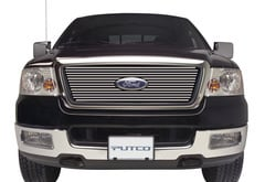 Ford F-250 Putco Boss Shadow Billet Grille