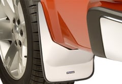 Ford F-250 Putco Stainless Steel Mud Flaps