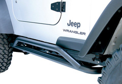 Jeep Wrangler Rugged Ridge Rock Crawling Rocker Guards