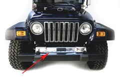Jeep Wrangler Rugged Ridge Frame Covers