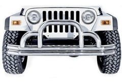 Jeep CJ7 Rugged Ridge Defender Bumper