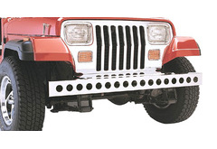 Jeep CJ7 Rugged Ridge Bumper Treatment