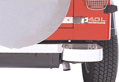 Jeep CJ5 Rugged Ridge Bumperettes