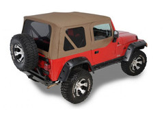 Jeep Wrangler Rugged Ridge Jeep Soft Top