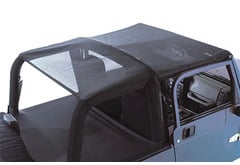 Rugged Ridge Mesh Roll Bar Top