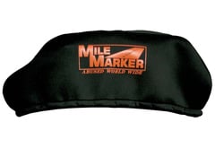 GMC Sierra Mile Marker Neoprene Winch Cover