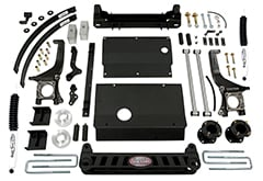Jeep Commander Tuff Country Lift Kit