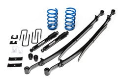 Chevrolet Silverado Ground Force Suspension Lowering Kit